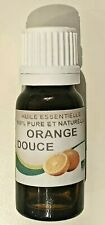 Huile essentielle Orange Douce Bio 10 Ml