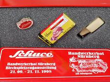 Schuco 77278 Piccolo MB Mercedes 170 V Handwerkerhof Nürnberg OVP 1410-11-07