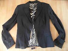 VERSACE Jeans Couture chices Kostüm schwarz Gr. 42 ( 36 ) NEU 416