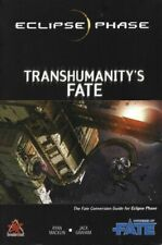 Eclipse Phase Transhumanity's Fate Fate Conversion Guide RPG Role-Playing Game