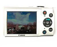 FullSpectrum UMBAU CANON PowerShot A2500 Digitalkamera 16MP Vollspektrum Cam rot