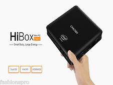 CHUWI HiBox Mini PC Intel x5-Z8350 Android5.1+Win10 2.4G/5G Wifi 4G+64G EU PLUG