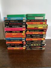 Adult 8mm 31 Film Reel Lot Vanilla Swedish Seductress Limited Edition Ron Jeremy