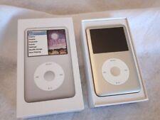 Apple iPod Classic 6th Generation 160GB Silver MP3 Player - 90 Days Warranty