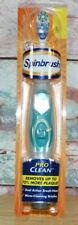 Arm & Hammer Gray / Aqua Soft Electric Spinbrush Pro Clean Powered Toothbrush