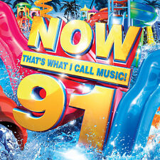 Now That's What I Call Music 91 2cd Audio CD