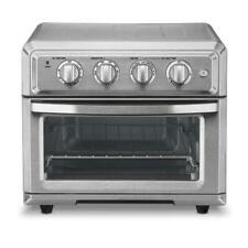 Toa-60 1800 W 6-Slice Brushed Silver Toaster Oven and Air Fryer - Brushed Silver