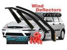 Ford Focus MK1 1998 - 2005 SALOON / HATCHBACK Wind deflectors 4.pc  HEKO  15241