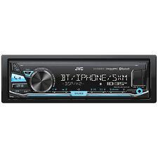 JVC KD-X340BTS Car In Dash Digital media Bluetooth AM/FM Radio USB Receiver