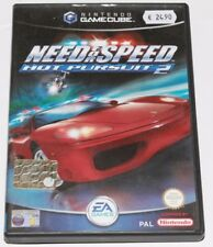 Need For Speed Hot Pursuit 2 per Nintendo GameCube - PAL - Triangolo Blu