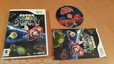 Super Mario Galaxy Good Condition Nintendo Wii