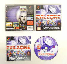 PlayStation ps1 juego-zona Evil-completamente en funda OVP