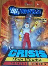 DC. UNIVERSE * CRISIS , ADAM STRANGE *  series 1 figure 3