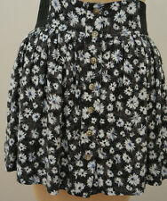 American Eagle outfitters women's Floral Printed mini skirt SZ S/P 100% Viscose
