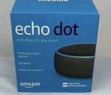 Amazon Echo Dot 3rd Generation Charcoal Alexa Smart Speaker‼️✅