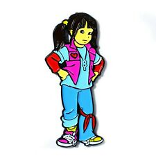 Collectible 80s Nostalgia Pendant Lapel Punky Brewster Original Punky Powered