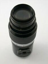 LEICA Leitz Elmar 4,5/135 135 135mm F4,5 blackpaint chrom M39 LTM rare rar /20K