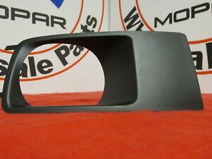 DODGE MAGNUM Driver Left Side Fog Lamp Bezel NEW OEM MOPAR