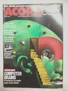 75722 Issue 56 BBC Acorn User Magazine 1987