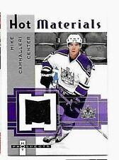 MIKE CAMMALLERI 2004-05 HOT PROSPECTS HOT MATERIALS GAME USED JERSEY