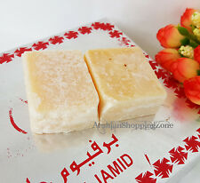 2PCS Musk Jamid Natural Organic Solid Saudi Islamic Perfume - None Alcohol