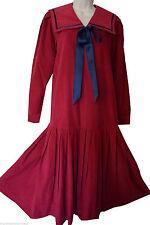 Laura Ashley Flapper 100% Cotton Vintage Dresses