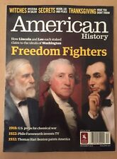 American History Freedom Fighter Witch Salem Thanksgiving Dec 2014 FREE SHIPPING