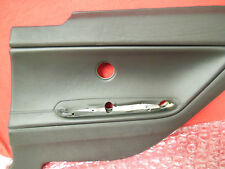 01-06 BMW E46 M3 Right Passenger Rear Quarter Panel Interior Trim Card Coupe OEM