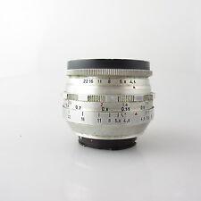Für Exa Exakta Meyer Optik Alu Primagon 1:4.5/35 Objektiv / lens