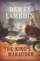 The King's Marauder (Alan Lewrie Naval Adventures) by Lambdin, Dewey Book The