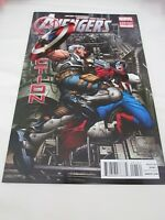 Avengers X-Sanction #1 (2012) 1B  1:100 JOE QUESADA Cover Variant AVENGERS  VHTF