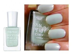 Sally Hansen  # 07 Sea Smooth And Perfect Colorcare BUY 2 or more GET 15% OFF