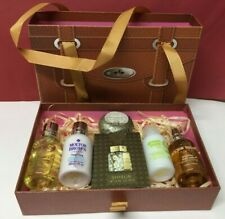 MOLTON BROWN GIFT SET 6 ITEMS BODY WASH BODY LOTION SOAP CONDITIONER SEE DELAILS