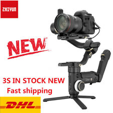 New Zhiyun Crane 3s 3-Axis Handheld Gimbal Stabilizer for DSLR Camera Mirrorless