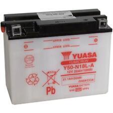 BATTERIA YUASA Y50-N18L-A 20AH SENZA FOR YAMAHA 920 XV R VIRAGO 1981-1983