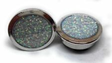 AURORA PEARL DIAMOND DUST BUTTON COVERS MANUFACTURERS DIRECT PRICING