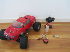 GV MAMMOTH MT 1/8 SCALE 4X4 2SPEED NITRO HSV AVALANCHE MONSTER TRUCK RTR KIT