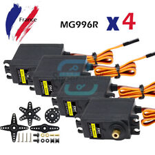 4PCS Digital Servo MG996R Gear Metal Torque For RC Truck Car Boat Helicopter