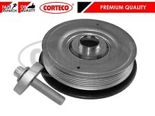 FOR RENAULT LAGUNA ESPACE MASTER 2.2 dCi CORTECO ENGINE CRANK SHAFT PULLEY
