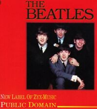 BEATLES Public Domain MUSIC on AUDIO CD