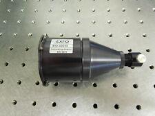 Exfo X Cite Fluorescence Fiber Optic Collimator For Nikon Eclipse