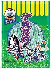 TARO Fish Low Fat Snack # Korean Seaweed Flavoured