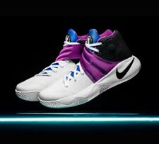 Nike Kyrie 2 Kyrache Bold Berry Sz 9 Blue White Black Huarache Basketball Shoes