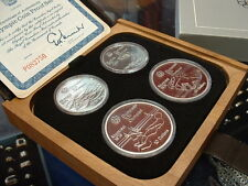 CANADA 1976  SILVER OLYMPIC  PROOF SET ** No V **