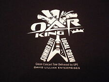 O.A.R. Local Crew limited edition T-shirt w/pass Brand New/Never Worn