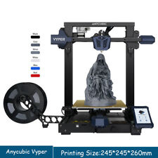 Anycubic Vyper Stampante 3D Auto leveling +Filamento PLA 245×245×260mm