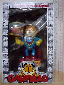 Garfield My Hero 2012 SDCC Convention Exclusive Limited Edition