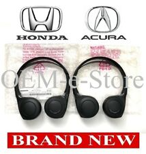 Honda Acura Entertainment TWO Wireless Headphones *See Chart for Compatible cars