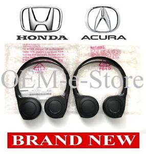2005-2020 Honda Odyssey EX-L Touring Ceiling Entertainment Wireless Headphones