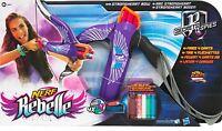 Hasbro-Nerf Rebelle Diamondista-Mini Mischief-Strongheart-inkl.Darts-neu-new